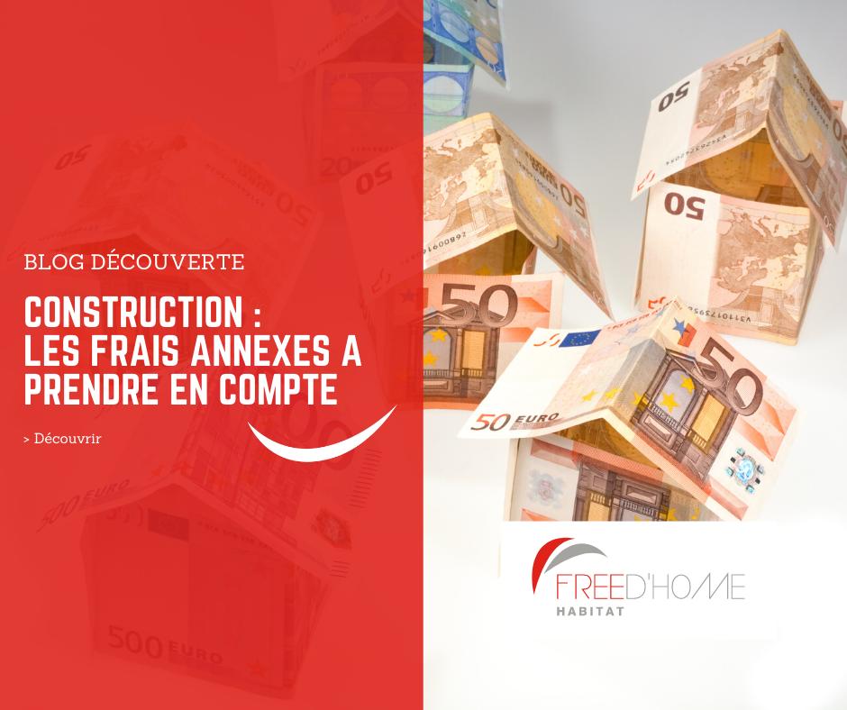 Les frais annexes à prendre en compte pour la construction de sa maison